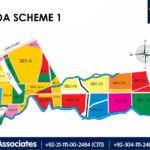 New Malir Housing Scheme 1 Karachi – Master Plan Map