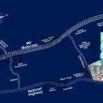 Location Map | MDA Scheme 1 Karachi